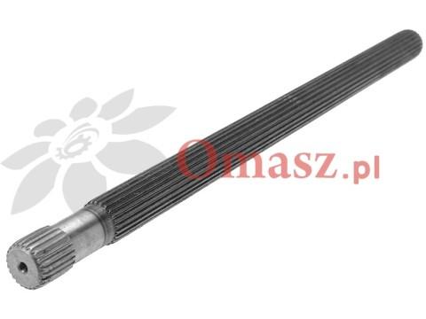 Wałek wielowypustowy wewnętrzny przekaźnika Z224