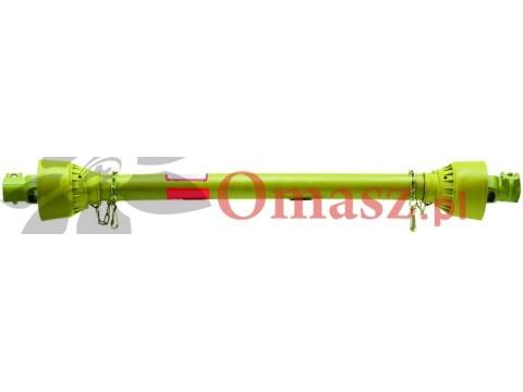 Wał przekaźnikowy 130Nm L-105 zielony