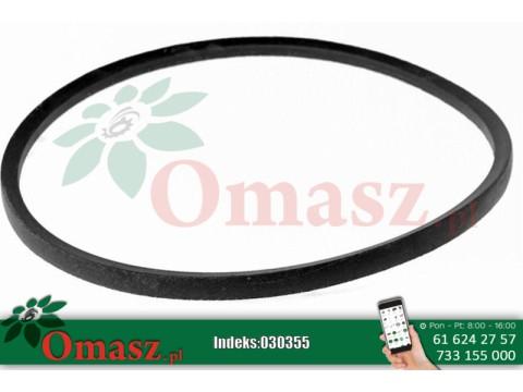 030355 Pasek klinowy B 1100 zielony omasz.pl