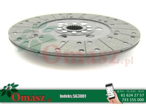 Tarcza sprzęgłowa Claas fi310 21 frezów