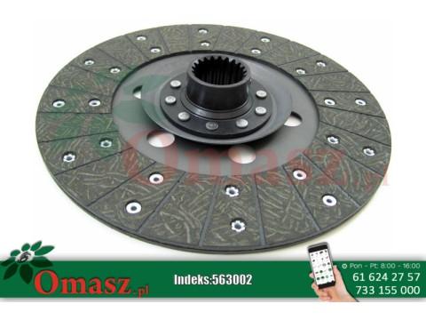Tarcza sprzęgłowa Claas fi280 21 frezów