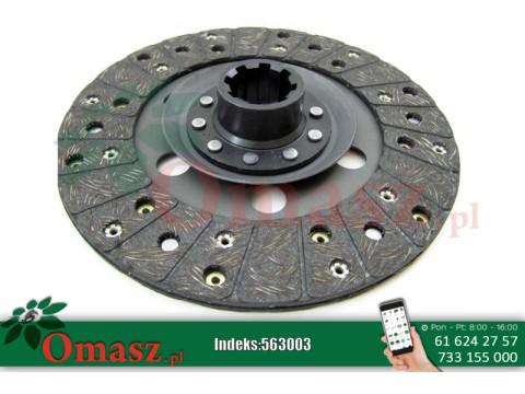 Tarcza sprzęgłowa Claas fi250 8 frezów