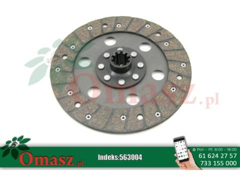 Tarcza sprzęgłowa Claas fi225 9 frezów
