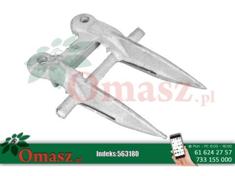 563180 Palec podwójny bagnet Claas omasz.pl