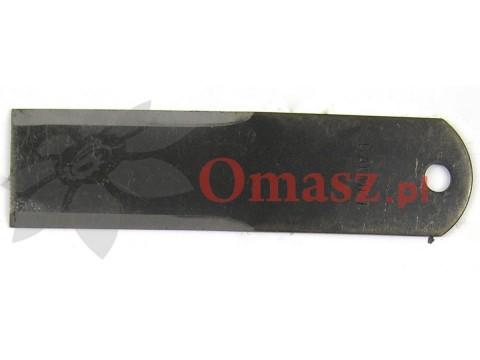 Nóż rozdrabniacza - sieczkarni słomy kombajn Claas stały