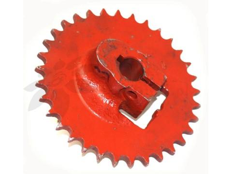 Koło zębate napędu podsiewacza z-33 John Deere