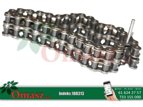 Łańcuch Galla 12A-2 3/4cala podwójny