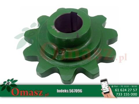 Zębatka przenośnika pochyłego Z-11 fi 40mm