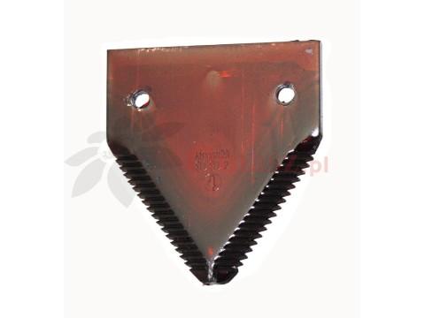 Nóż kosy John Deere grubonacinany