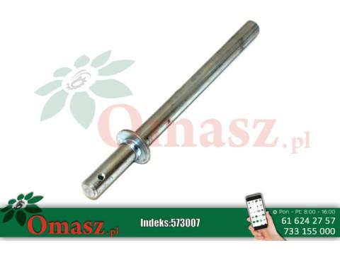 Palec bębna, ślimaka hedera 16 x 245mm New Holland