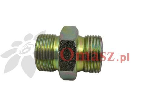Złącze hydrauliczne BB klucz