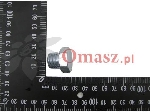 Korek zaślepka na gwint zewnętrzny M16*1,5