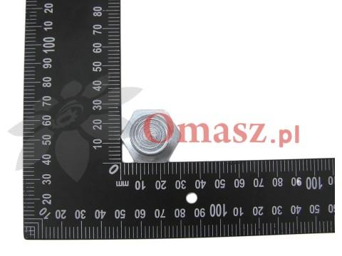 Korek, zaślepka M20*1,5 - klucz 27