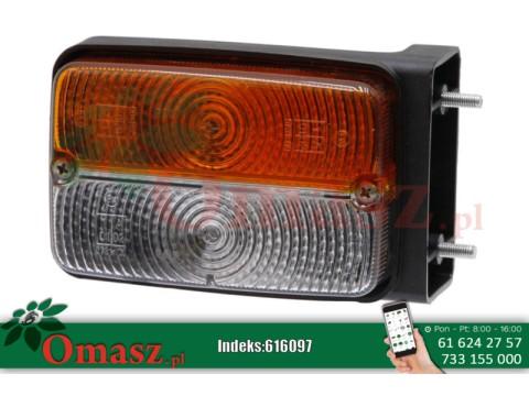 Lampa zespolona (pozycyjna-kierunkowskaz) Case