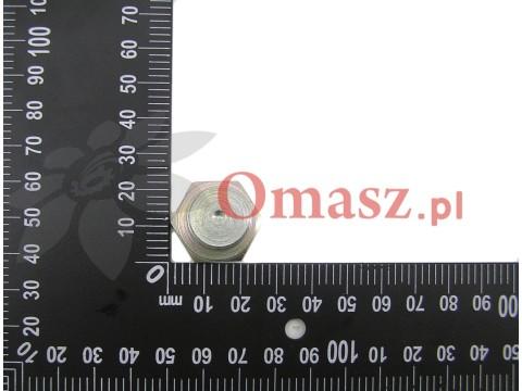 Korek gwintowany M16,5 (3,8')