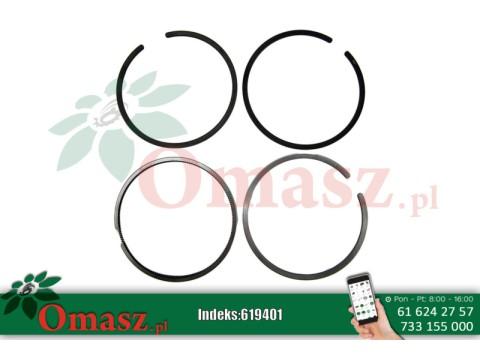 Komplet pierścieni tłoka 105*3*2*2*4mm MWM Fendt