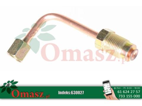 Przewód giętki smarowania sprężarki HS22 Ursus C-360 3P
