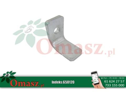 Zacisk palca przetrząsacza 198N-0223