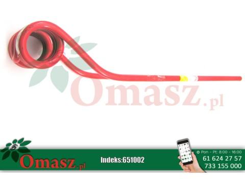 Palec karuzeli Claas P 19018