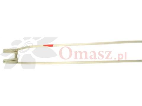 Palec karuzeli - zgrabiarki pokosu Krone