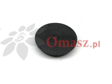 Osłona łożyska piasty talerza ślizgowego bębna tnącego kosiarki rotacyjnej Famarol