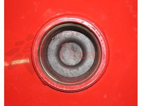 Talerz ślizgowy Mesko nowy typ KR 165