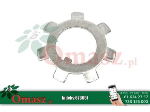 Podkładka nakrętki kosiarka rotacyjna Czeska