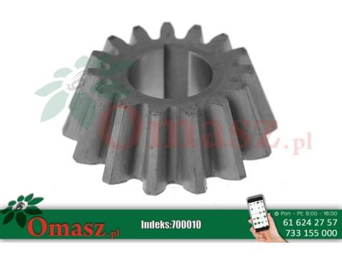 Koło zębate przekładni kopaczka elewatorowa, Z-15
