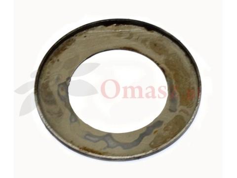 Pierścień zagłuszający piasty koła jezdnego Kopaczka elewatorowa