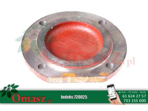 Pokrywa II pełna do przekładni napędu pompy hydraulicznej w ładowaczu chwytakowym Cyklop T-214