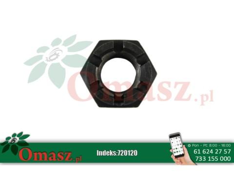 Nakrętka konsoli M36*5 ładowacz cyklop