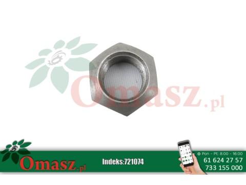 Nakrętka M27*1.5 stożek, palca czerpaka Trol