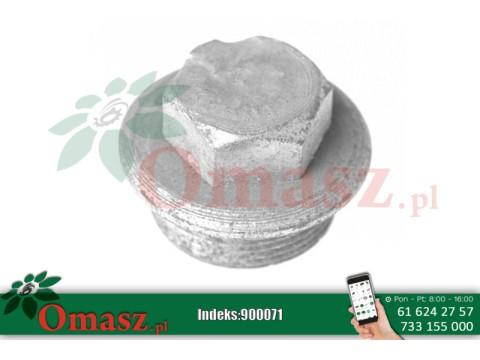 900071 Korek M30*1,5 bez magnesu omasz.pl
