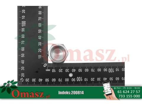 Korek, zaślepka gwint zewnętrzny M22*1,5
