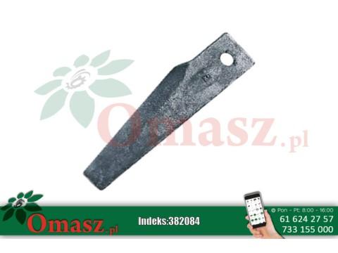 Lemken ząb nożowy brony prawy 3376922