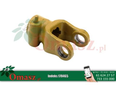 Widłak nasadzany L22 fi 23,8mm otwór okrągły 1 3/8 cala 6 zębów