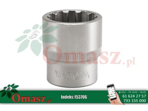 153706 Nasadka 1/2cala  11mm YATO wysoka omasz.pl