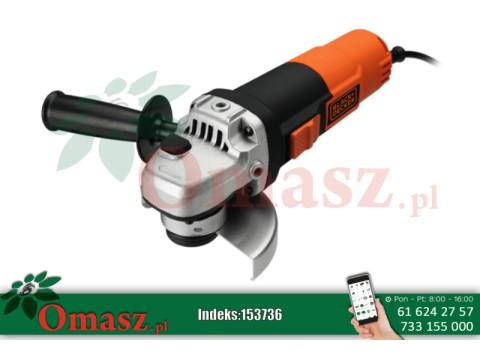153736 Szlifierka kątowa 125mm  900W B&D omasz.pl