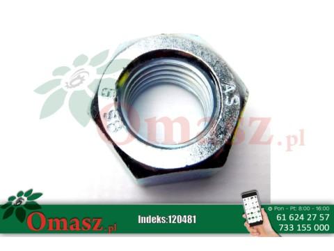 Nakrętka M24 8.8 ocynkowana