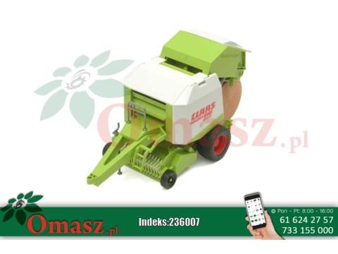 236007 Zabawka Prasa rolująca Claas Rollant Bruder omasz.pl