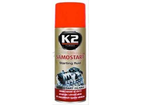 Samostart K2 Starting Fluid 400ml