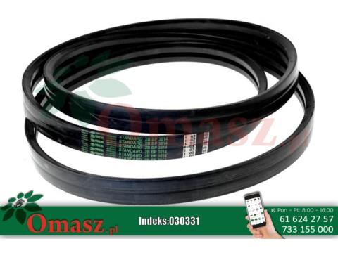 030331 Pasek klinowy 2B 3814 Pix omasz.pl