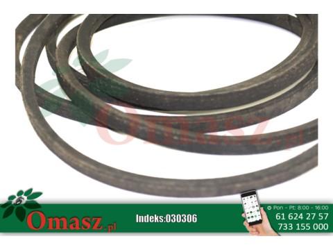 030306 Pasek klinowy B 4500 zielony omasz.pl