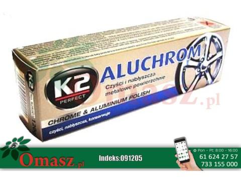 Pasta K2 do nabłyszczania chromu i aluminium 120g