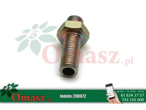 Przewód hydrauliczny stalowy