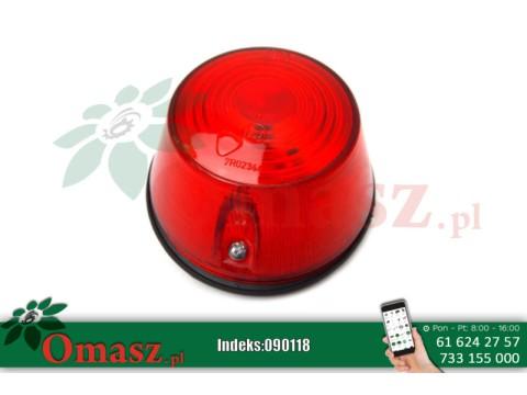 Lampa obrysowa czerwona 12V