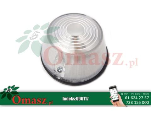 Lampa obrysowa biała 12V