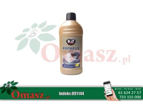 Szampon samochodowy K2 Express Plus 0,5L z woskiem