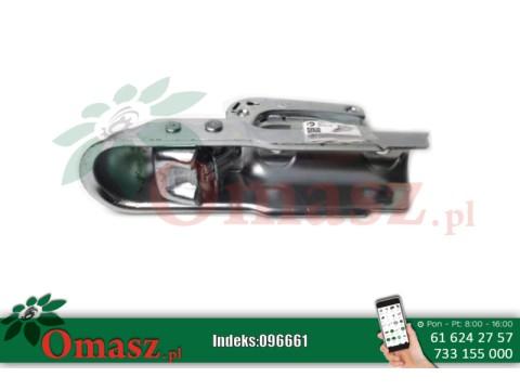 Zaczep haka ZKS- 750 okrągły Poznań