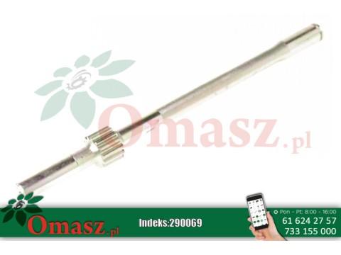 Wałek sprzęgłowy T25